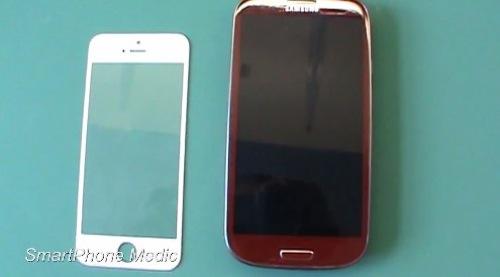 IPhone5を撮影した新たなビデオ公開 | ガジェット速報