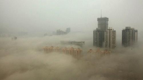 北京核の冬