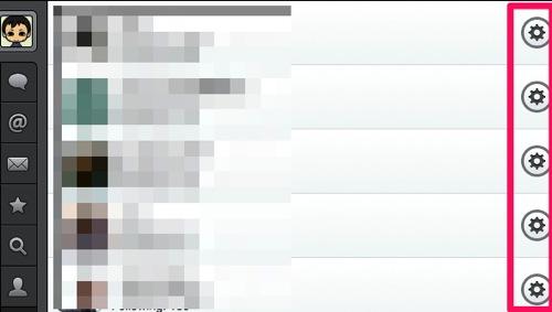 Tweetbot for Macのリスト表示