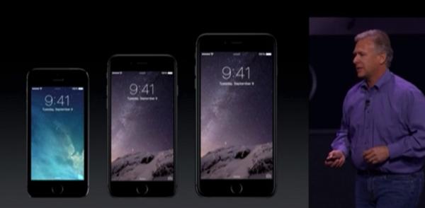 米アップル iPhone 6 Apple Watch クック